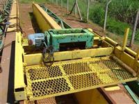Ponte rolante marca Sthal, 30 mts de vão, capacidade de içamento 5 ton