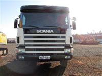 Caminhão Scania 124 360 ano 07