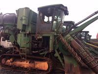 Colhedora de Cana 3520 John Deere ano de fabricação 2011