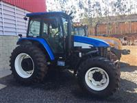Trator New Holland TS 6040 4x4 ano 10