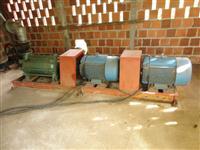 Conjunto Irrigação Asperção Autopropelida Completa