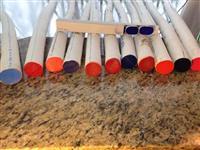 Cerdas novas para fabricação de escovas de dentes