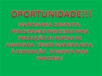 OPORTUNIDADE PARA MARCENEIROS