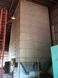 secador grãos+elevador+pré limpeza