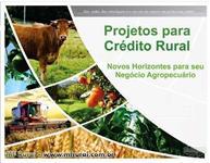 Crédito pelo menor preço para aquisição de fazenda,sitio,maquinario