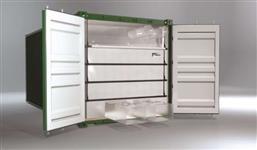 Contentor para Container, Bulk Bag, Scan Bag ou Bulk Liner