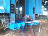 Calderaria, manutenção de equipamentos
