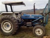 Trator Ford/New Holland FORD 4630 4x2 ano 94