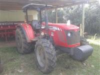 Trator Massey Ferguson MF 4275 4x4 ano 10
