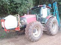 Trator Case MAXXUM 110 4x4 ano 09