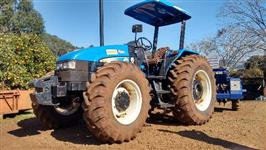 Trator Ford/New Holland NH TL85 4x4 ano 11