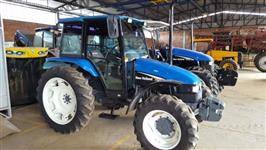 Trator Ford/New Holland TL 100 4x4 ano 99