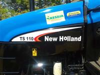 Trator Ford/New Holland NH TS 110 4x4 ano 03