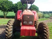 Trator Massey Ferguson 5290 4x4 ano 01