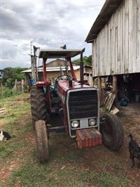 Trator Massey Ferguson 265 4x2 ano 79