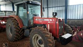 Trator Massey Ferguson 298 4x4 ano 08
