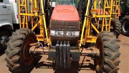 Trator Case Farmall 80 com Kit Herbicat de Pulverização 4x4 ano 12