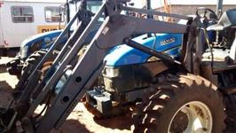 Trator Ford/New Holland TL 75E 4x4 ano 06