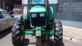 Trator John Deere JD 5078 4x4 ano 11