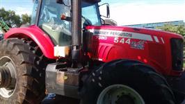 Trator Massey Ferguson MF 7390/4 4x4 ano 10
