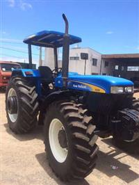 Trator Ford/New Holland 7630 4x4 ano 12