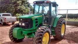 Trator John Deere 6125 4x4 ano 13