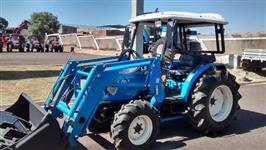 Trator Ls Tractor R60 4x4 ano 14