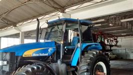 Trator New Holland TM 7010 4x4 ano 13