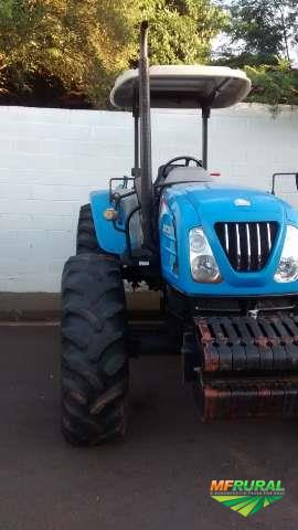 Trator Ls Tractor Plus 100C 4x4 ano 16