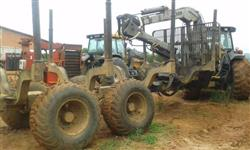 Equipamento Florestal Auto-Carregável TMO Modelo AC 7612 Ano 2011