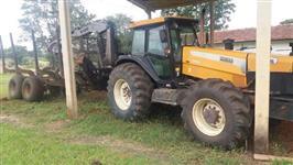 Conjunto Florestal Trator Valtra BH165 + equipamento autocarregável TMO AC 7612 Ano 2011 (6.800 hs)