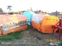 Tanque pulverizador gladiador 3000 L stara auto propelido
