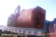 Ventilador aerador granja silo soja milho feijão frigorifico usina álcool açucar
