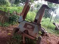 Picadeira triturador ensiladeira fazedor de trato de gado boi /p trator Massey Ford John Deere Valme