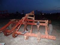 Subsolador stara controle pneus mangueiras rodas agrícola p/ trator Massey Ford Valtra John Deere