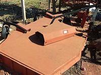 Roçadeira hidráulica tatu não arrasto avaré p/ trator agrícola Massey Ford New Holland John Deere