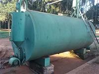 Tanque para depósito água chorume calda pronta melaço irrigação agrícola industrial motores sucção