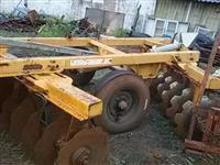 Grade aradora 22x28 intermediária agrícola