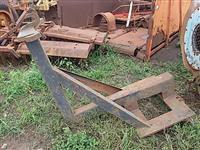 Guincho tipo big  bag  p/ adaptar lâmina trator de pneus agrícola  pá carregadeira massey John deere