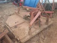 roçadeira hidráulica giro livre Baldan p/ trator agrícola Massey Ford John deere Valmet Valtra