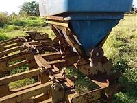 Cultivador cana canavieiro sermag 3 hastes adubadores motor hidráulico não D M B  Dria civemasa