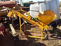 Misturador tratador de sementes agrícola soja milho