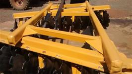 Grade aradora 24x28 intermediária agrícola