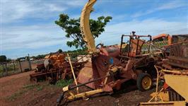 Cortadeira de capim siltomac p/trator agrícola