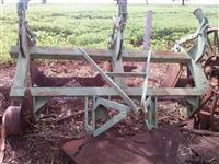 Mata broto Ikeda hidráulico não arrasto p/ trator agrícola Masssey Ford John Deere New Holland