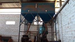 Extrutora para grão óleo soja milho girassol