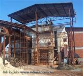 Caldeira 18 Kg/cm² 4000 kg/hr Bagaço
