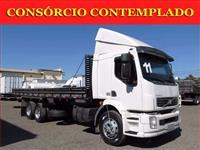 Caminhão Volvo Volvo VM 260 6X2R ano 11