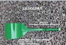 Dobradiça Tubo com Haste de 200 mm