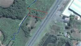 Terreno de 11.543 m2 - Vende/Troca/Permuta